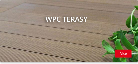 WPC terasy