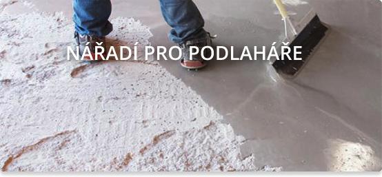 Nářadí pro podlaháře